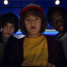Review: The Darkness of Netflix's '<b>Stranger Things 2</b>' - The Atlantic