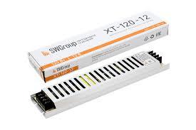 Ультратонкий <b>блок питания SWGroup</b> 12V 120W IP20 - купить в ...