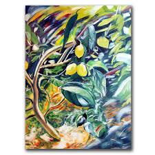 lemon tree x:  in x  in lemon tree canvas art