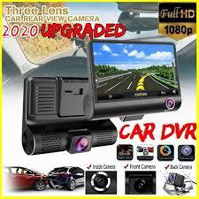 Newest Upgraded <b>Car DVR 3</b> Camera Lens 4.0 Inch Sprint Camera ...
