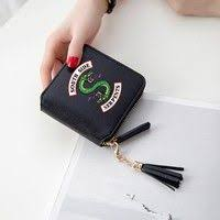 Wish | <b>Riverdale</b> Wallets <b>3D Print</b> Tassel wallet Women Mini Purse ...