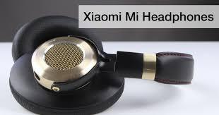Обзор <b>наушников Xiaomi Mi Headphones</b> — стиль превыше звука ...