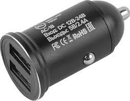<b>Автомобильное зарядное устройство Red</b> Line Tech 2 USB ...