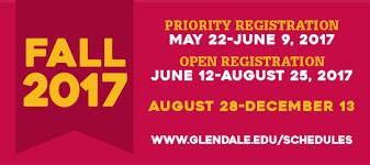 Glendale Community College : Registration