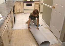 Kitchens Floor Tiles How To Install Self Stick Floor Tiles How Tos Diy