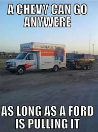 Top Jokes About Chevy Vs Ford Images for Pinterest via Relatably.com