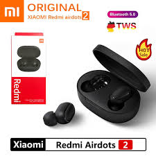<b>Original NEW Xiaomi Redmi</b> AirDots 2 Wireless Bluetooth 5.0 ...