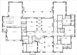 duplex plan d   exclusively customized house plans  let us draw    santaluz santa barbara style custom home mediterranean floor plan on santa barbara style home floor plans