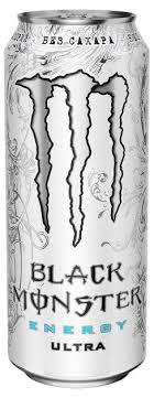 Купить <b>Напиток энергетический Black</b> Monster Energy Ultra, 449 ...