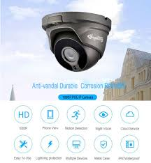 <b>Kingkonghome</b> 2.8mm <b>1080p</b> IP Camera <b>poe</b> outdoor Motion ...