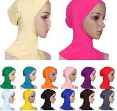 <b>2016 Hot</b> Sell Wholesale Muslim Women'S Cotton Full Cover Inner ...