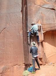 Rock <b>Climb Kitty Litter</b>, Indian Creek