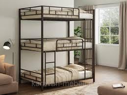 <b>Трехъярусная кровать Эверест</b> коричневый от 22 900 руб ...