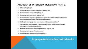 top angularjs interview questions top 20 angularjs interview questions