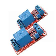 <b>2Pcs 5V 1 Channel</b> Level Trigger Optocoupler Relay: Amazon.in ...