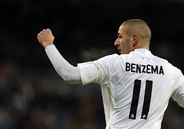 Real Madrid CSKA Moscou but Benzema (4-1)