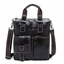 crazy horse business <b>Men</b> Briefcase Bag Laptop Bag Briefcase Male ...