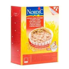 Каша <b>Нордик</b> (<b>Nordic</b>) <b>4-х</b> злаковые <b>хлопья</b> 600г упак. цена,купить ...