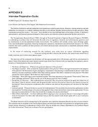 appendix b interview preparation guide local policies and page 84