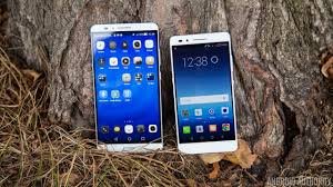 Huawei Honor 7 vs Ascend Mate 7 - Android Authority