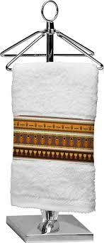 masks bathroom accessories set personalized potty: african masks finger tip towel african masks personalized finger tip towel