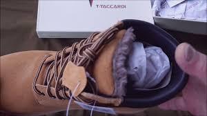 Обзор <b>ботинок T TACCARDI</b> WB17AW 1118 - YouTube