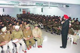 <b>Reserve</b> battalion holds personality development workshop for its <b>men</b>