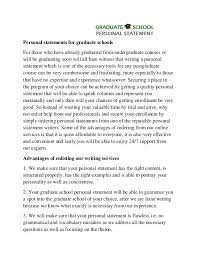Personal Statement For Employment Examples  for cv  how to write a     Medical School Personal Statement Examples