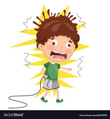 Kid With <b>Electric Shock</b>. Download a Free Preview or <b>High Quality</b> ...