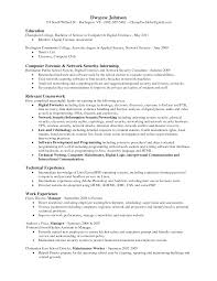 science resume resume badak list associate degree on resume