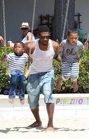 Celebrity Dad Usher
