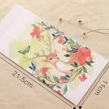 <b>5 PCs</b>/<b>lot</b> Cute Diy Stationery Chinese Style <b>Envelopes</b> Cover Paper ...
