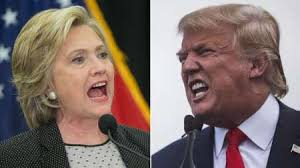 Image result for کلینتون و ترامپ نه صداقت دارند نه صلاحیت