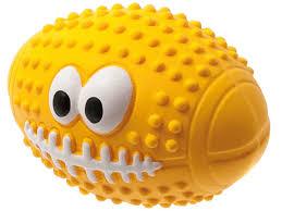 <b>Мяч</b> регби с глазами <b>ZooOne</b> - Чижик