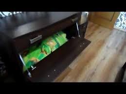 Тумба для <b>постельного белья</b> - YouTube