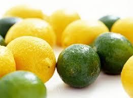 Лайм vs <b>зеленый лимон</b>: найди отличия