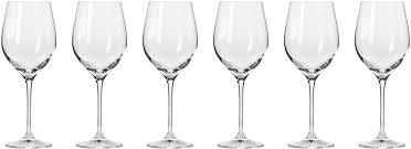 """<b>Набор бокалов для белого</b> вина Krosno """"Гармония"""" 370мл, 6 шт ..."""