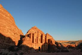 Ancient City of <b>Petra</b> Built to Align With the Sun