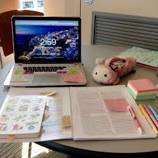 mina s studyblr just got around to making the studyundertwinklelights 24th 2015 my set up for the next two hell weeks
