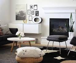 view in gallery contrasting textures bring a hint of playfulness to the black and white room black bedroom furniture hint