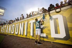 jaguars new stadium bag policy big cat country logan bowles void magazine