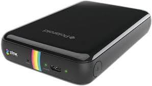 Купить карманный <b>принтер Polaroid Zip</b> POLMP01B (<b>Black</b>) в ...
