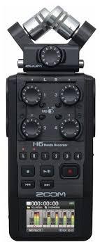 <b>Портативный рекордер ZOOM</b> H6 — купить по выгодной цене на ...