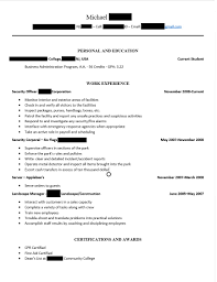 applying for a corrections officer position could you critique my applying for a corrections officer position could you critique my resume please