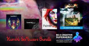 Humble Software Bundle: Be a Creative <b>Superhero</b>! With Painter ...