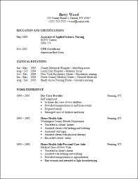 Nursing Student Resume Cover Letter  sample