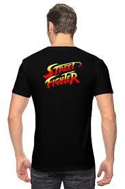"Футболка классическая ""<b>Street</b> Fighter Ryu"" #599274 от Combat ..."