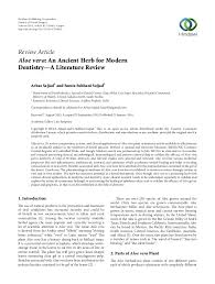 Evidence of Epstein   Barr Virus Association with Head and Neck Cancers  A Review  middot  Literature Review