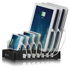 Купить зарядная <b>док</b>-<b>станция satechi</b> 7-port usb <b>charging station</b> ...