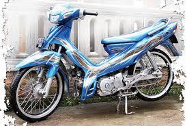10 Modifikasi Motor Satria Yamaha Vega R